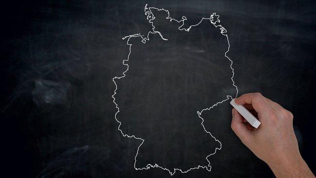 Erdkunde Quiz Wie Gut Kennen Sie Deutschland